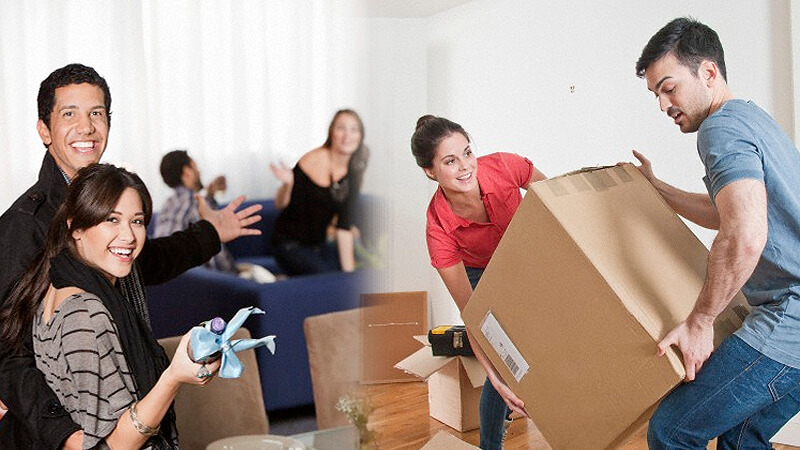 rates of packers and movers in India