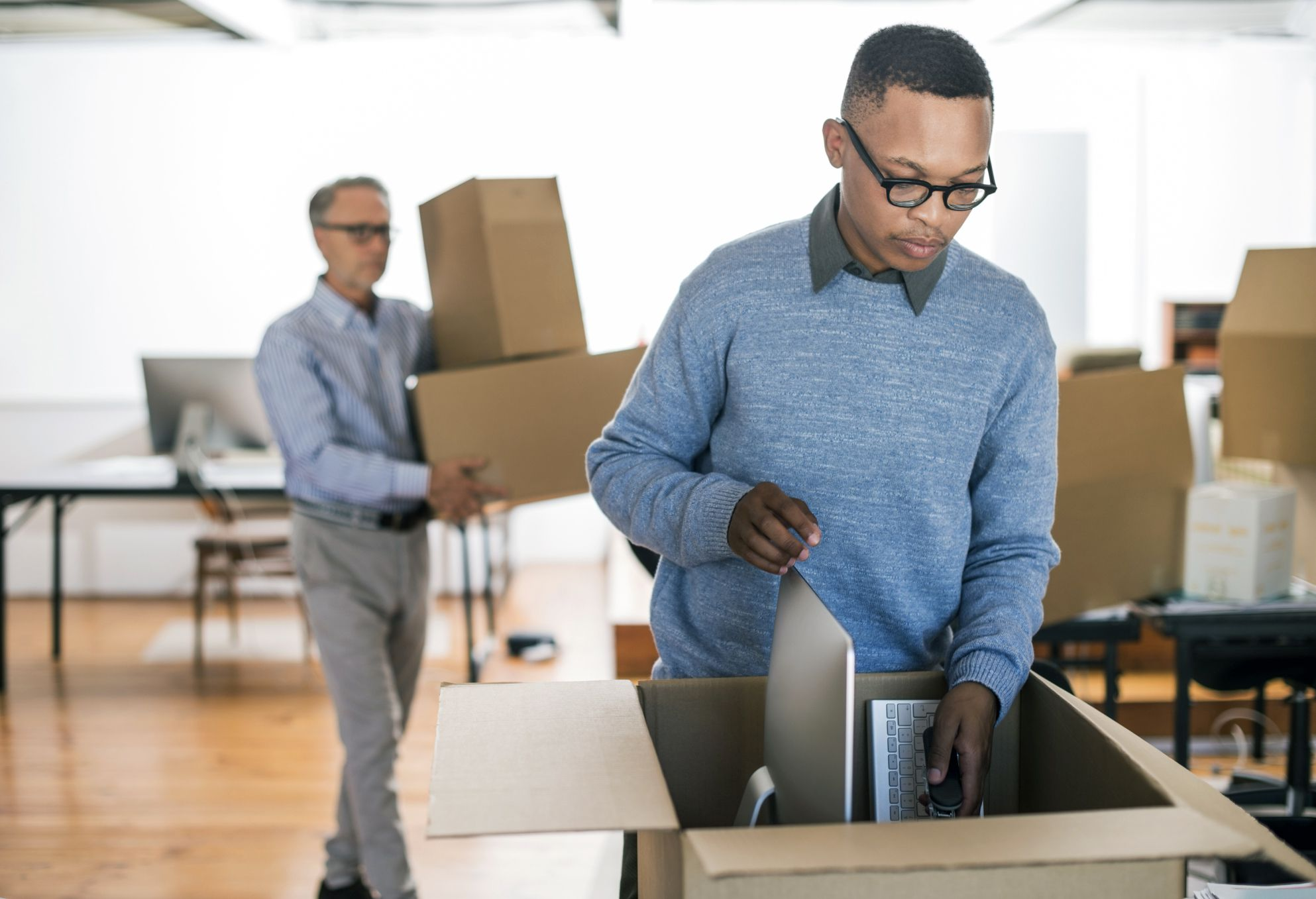 best office shifting tips in New Delhi - FindMovers