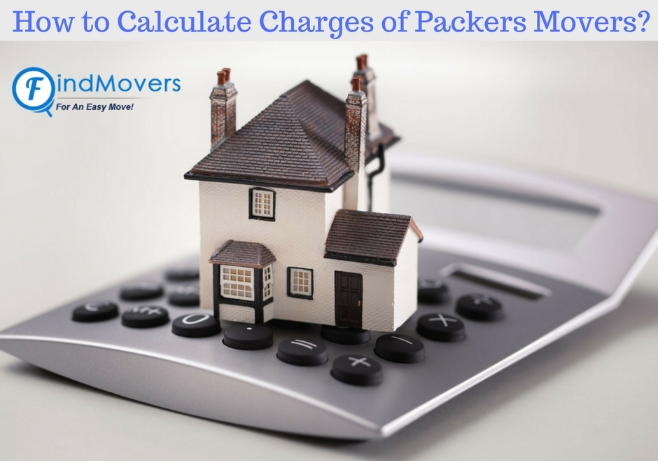 Calculate Packers and Movers Rates in India