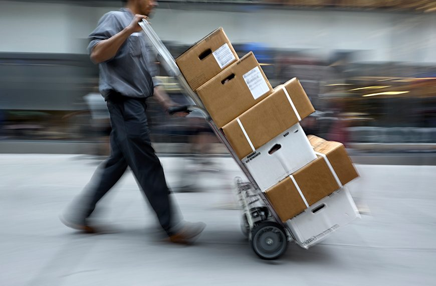 Skilled Movers and Packers Goods Shifted in a Professional Manner