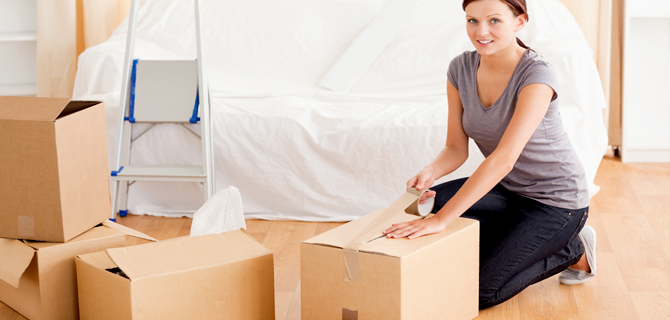 Safe and Smooth Home Relocation
